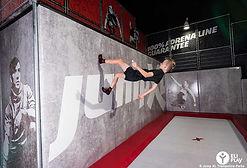 High Performance trampoline