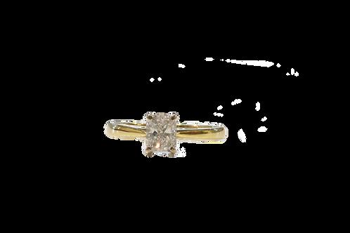 0.50ct D colour diamond solitaire