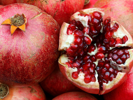 What do Pomegranates & Business Building Have in Common?