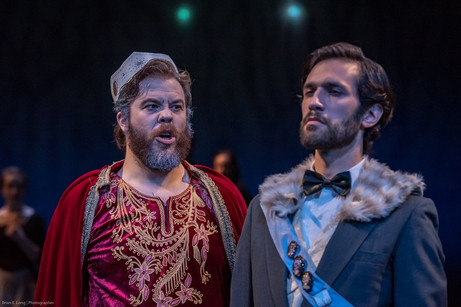 King Hjalmar, Dell'Arte Opera Ensemble, 2019