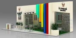 İpek Üniversitesi Ünitercih standı