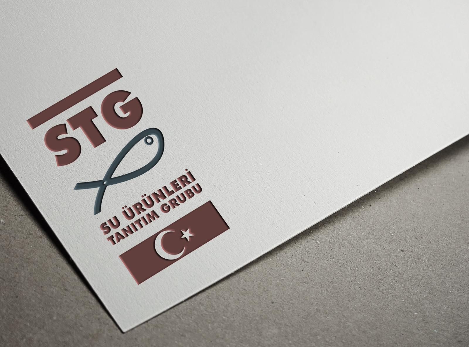 STG Logo Kurumsal Kimlik Tasarımı