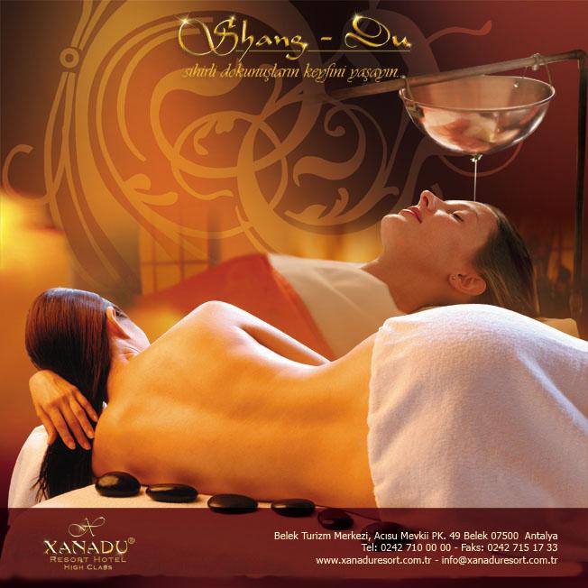 XANADU Shang Du Spa Dergi İlanı