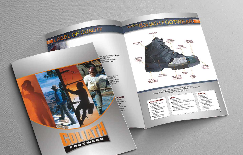 Goliath Footwear Katalog