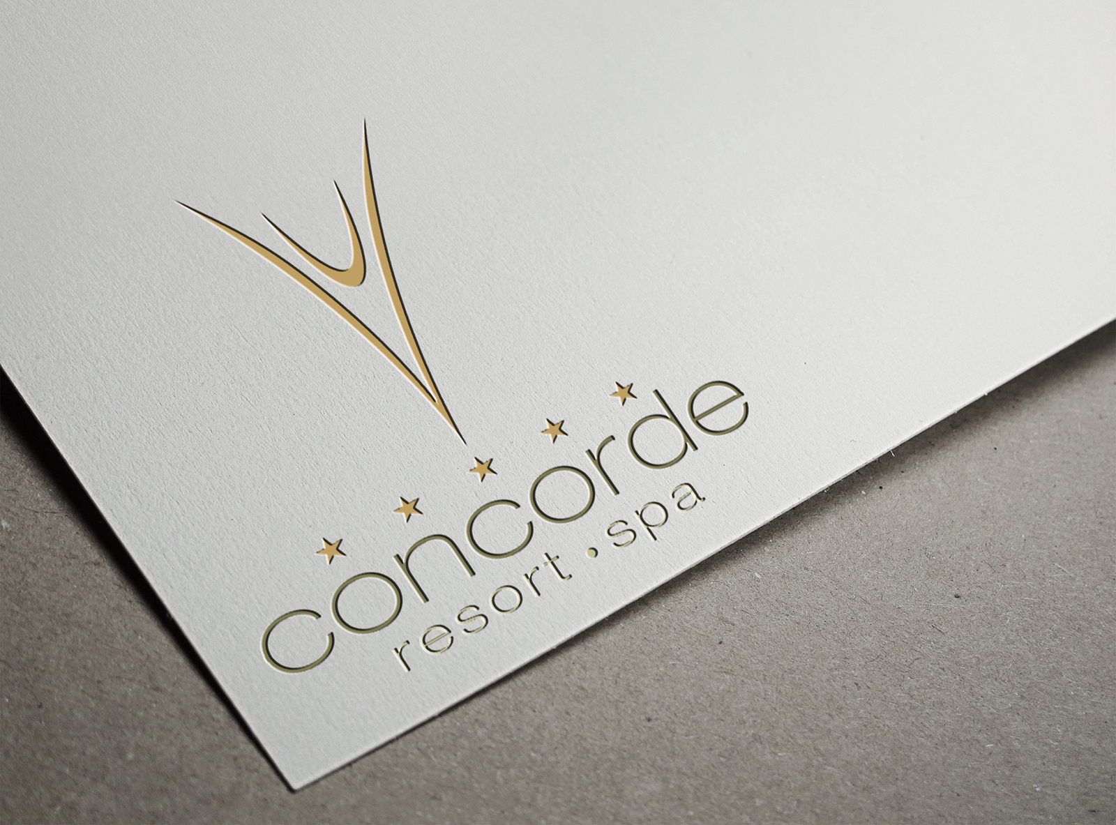 Concorde Resort & Spa Logo