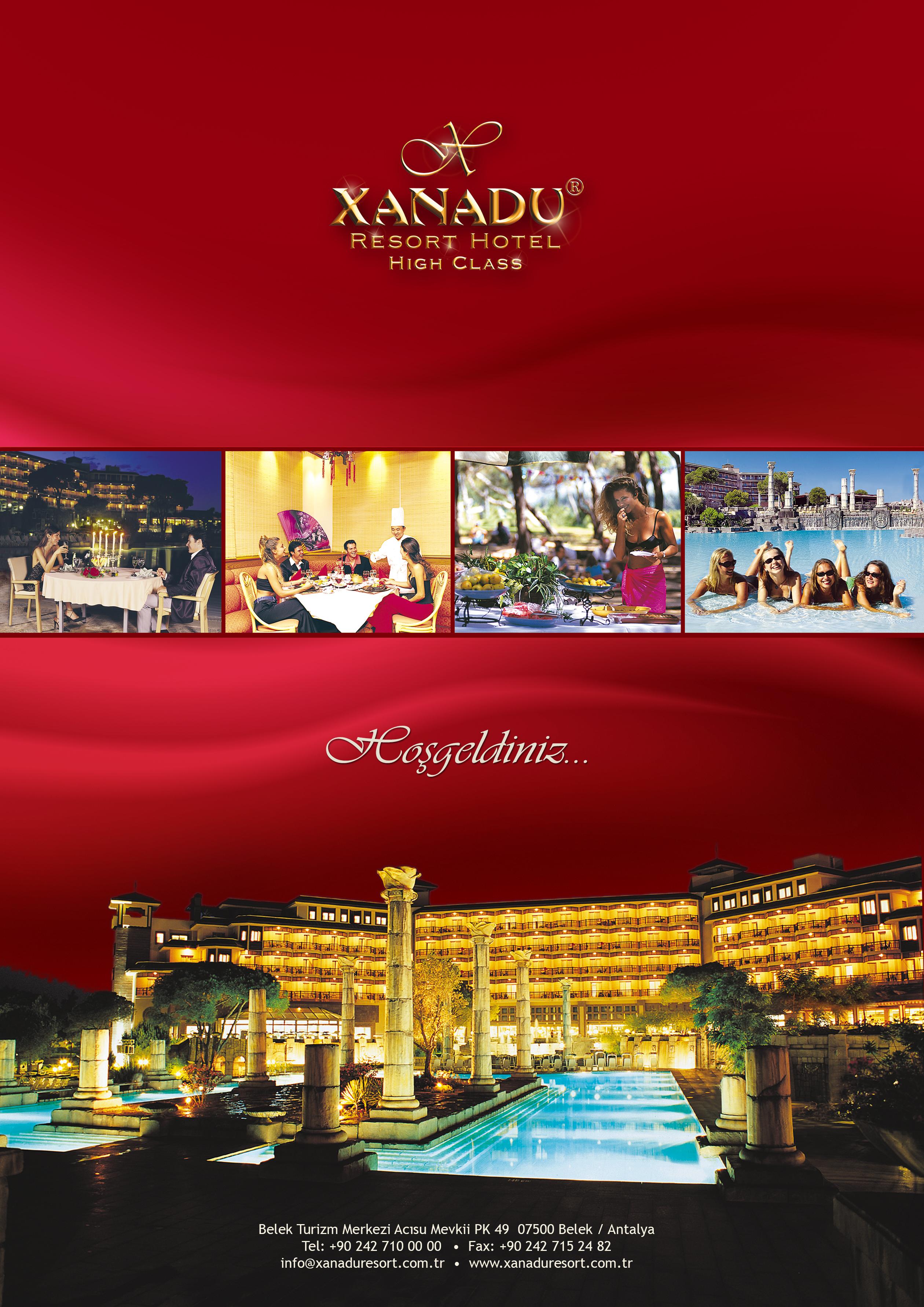 XANADU Resort Fuar Görseli