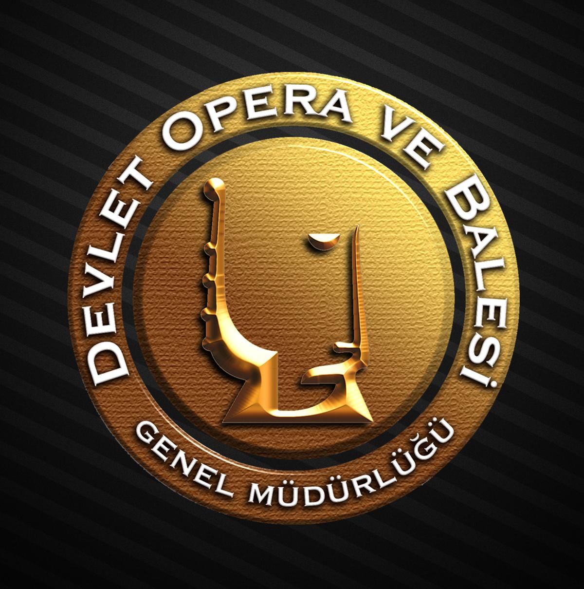 Devlet Opera ve Balesi Logo