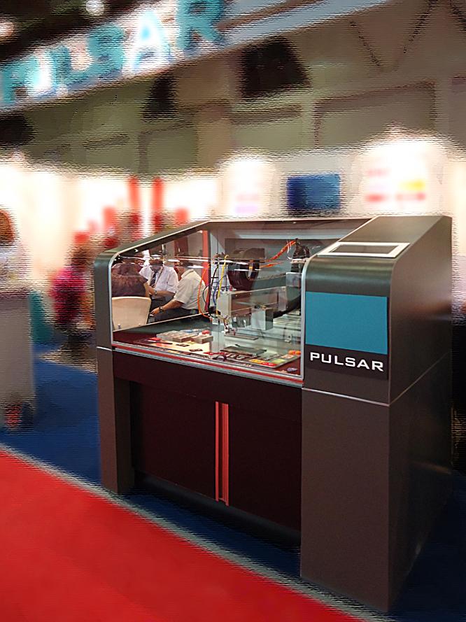 PULSAR Robotics, PVC Baskı Robotu