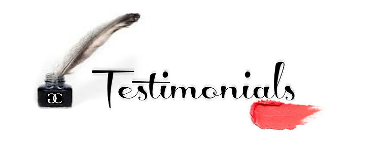 TESTIMONIALS | Makeupbygc | County Meath