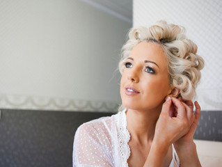 Doing your own makeup for your Wedding Day?
