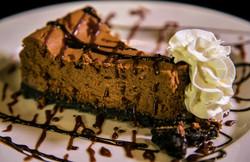 Homemade Chocolate Cheesecake