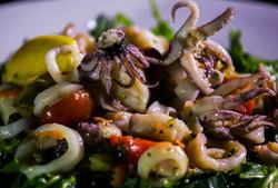Sicilian Seafood Salad