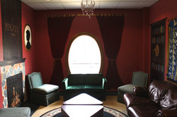 "Full view of the ""Senior Parlor"""