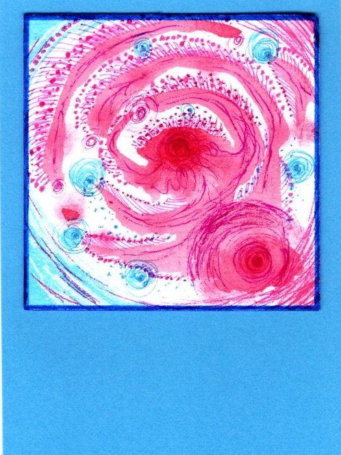 体内物質活性エネルギーカード