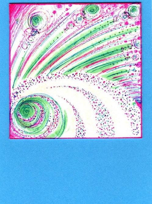 集中 吸収 放出 エネルギーカード