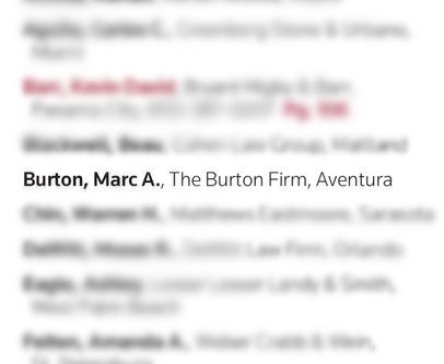 Marc A. Burton named Super Lawyers Rising Star for 2020