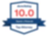 Daniel Poterek Avvo 10.0 Badge.png