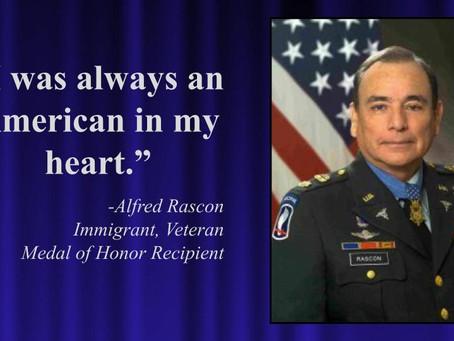 Immigrant Hero: Alfred Rascon