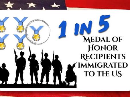 Celebrating Immigrant Veterans