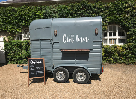 Ten ways to incorporate Gin into your wedding