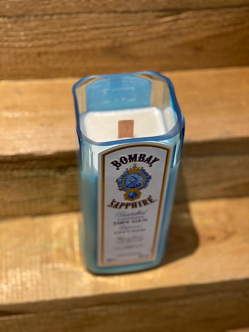 Bombay Gin Candle