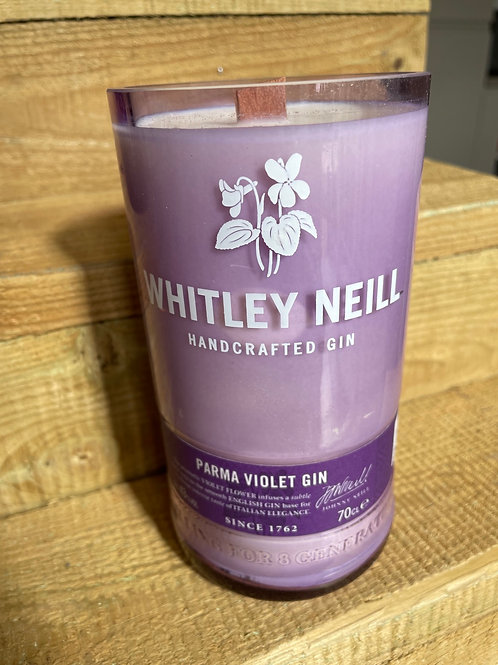Whitley Neil Parma Violet Gin Candle
