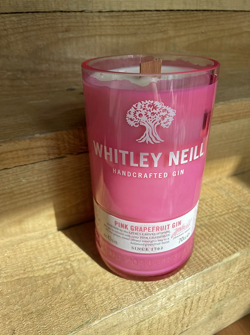 Whitley Neill Pink Grapefruit Gin Candle