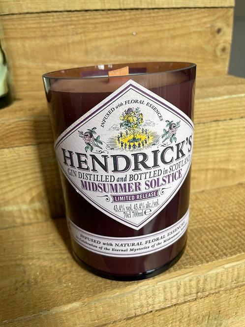 Hendrick's Midsummer Solstice Gin Candle