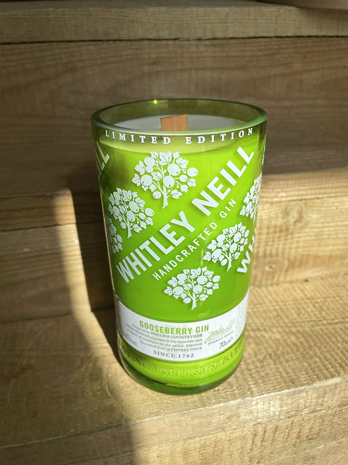 Whitley Neill Gooseberry Gin Candle