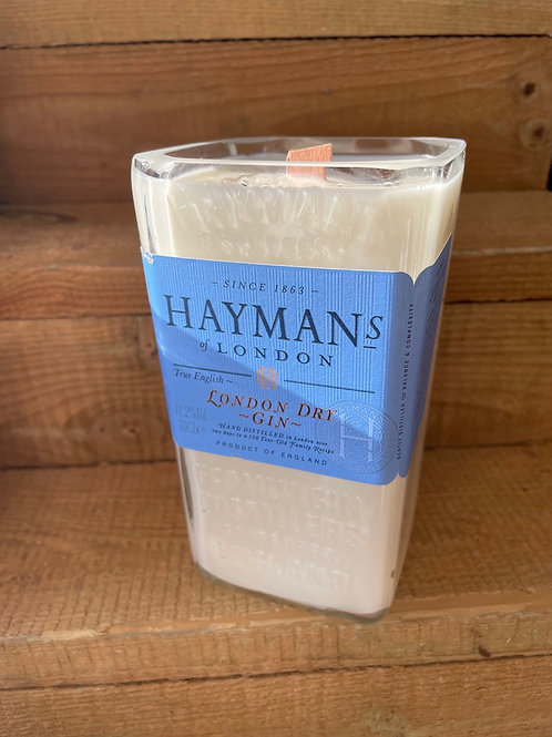Haymans of London Gin Candle