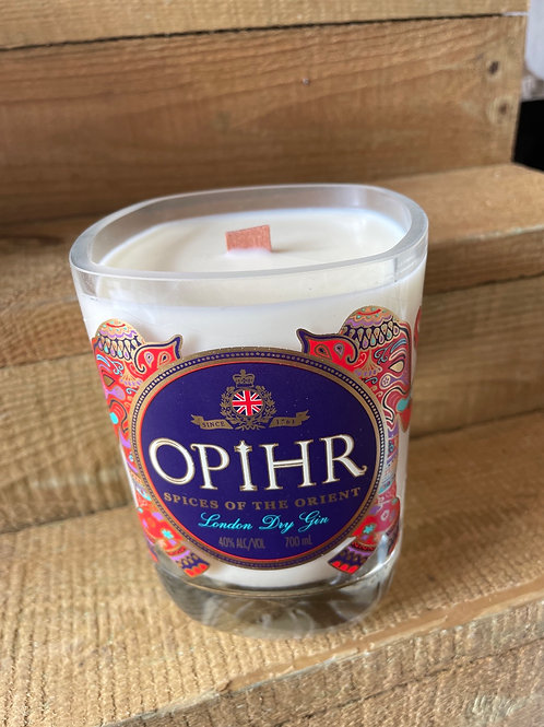 Ophir Gin Candle