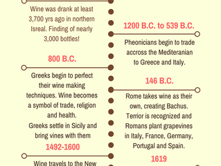A BRIEF HISTORY IN WINEMAKING
