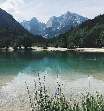 Lago Paesaggio