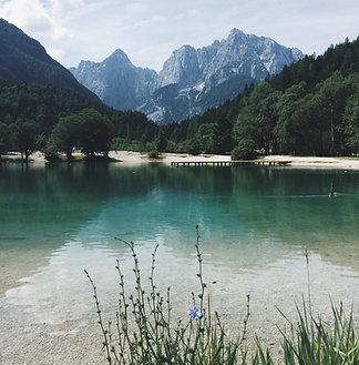 """Yoga & Montagne, """"Présence à l'instant, Praz-sur-Arly, 29 - 31 juillet 21"""