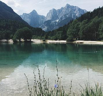 """Yoga & Montagne, """"Présence à l'instant""""Praz, 29 - 31 juillet 21"""
