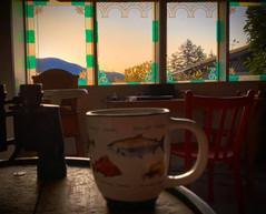 Rebecca Canada coffee
