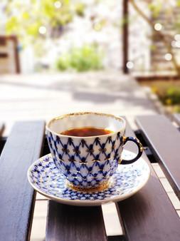 yanachan 大山崎山荘ほど近く コーヒー