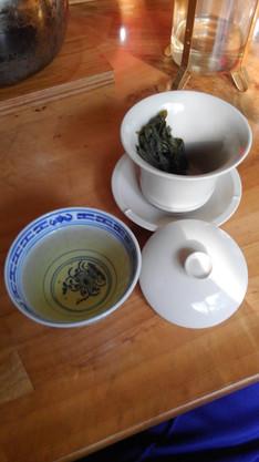 こに 京都府 台湾包種烏龍茶