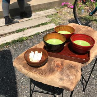 つしまホワイトハウス 長崎県対馬 抹茶