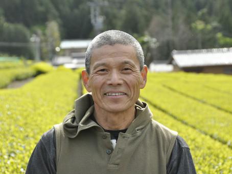農業はひとりでもできる / 益井悦郎さん(静岡・川根本町)