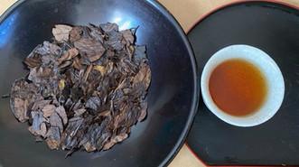 森のヤマチャ農園 岐阜県揖斐川町春日 薪火焙煎「春番茶」