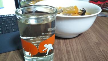 ふなき 隠岐の島 清酒(と粕汁)