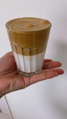 ハルコ 京田辺市 ダルゴナコーヒー