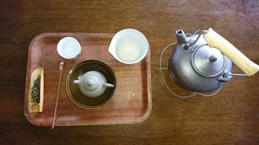 葉子 大阪府 台湾茶