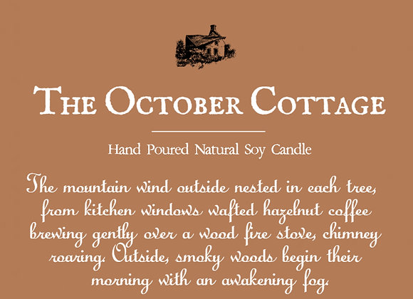 The October Cottage