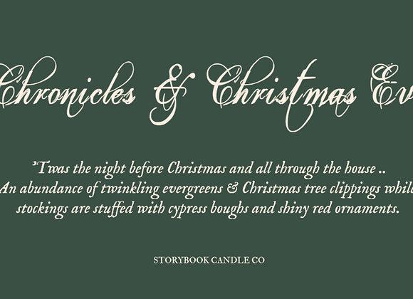 Chronicles & Christmas Eve