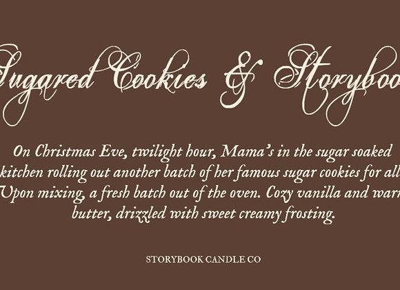 Sugared Cookies & Storybooks