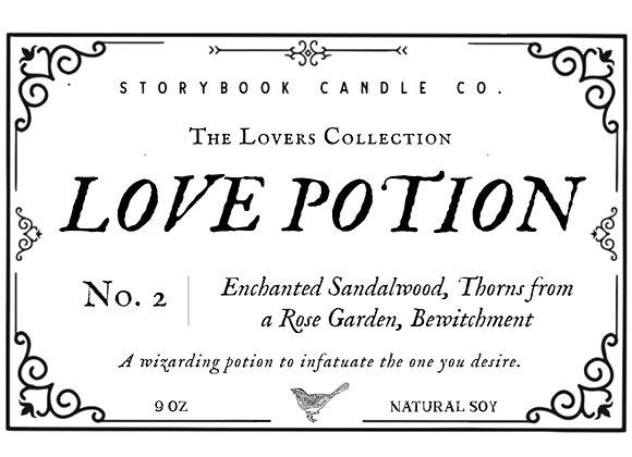 Love Potion 9 oz *Pre Order*