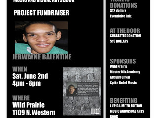 Jerwayne Balentine: Words of Knowledge Fundraiser