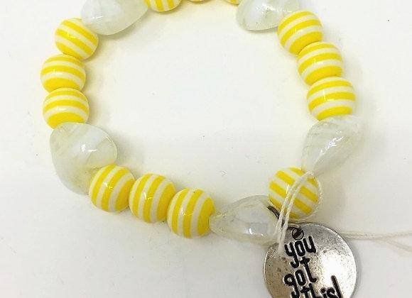'You Got This' Bracelet